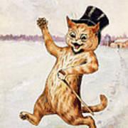 Top Cat Art Print