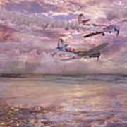 Topsail Flyers Art Print