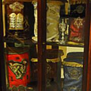 Torah Scrolls Art Print