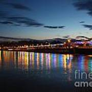 Torbay Nights Art Print