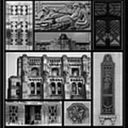 Toronto Art Deco 1 Art Print