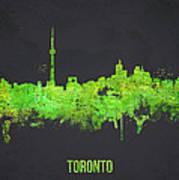 Toronto Canada Art Print