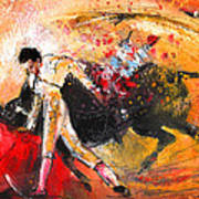 Toroscape 58 Art Print