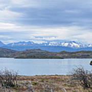 Torres Del Paine National Park Art Print