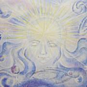 Total Freedom Af Mind And Spirit Art Print