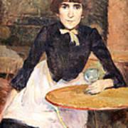 Toulouse Lautrec's A La Bastille -- Jeanne Wenz Print by Cora Wandel