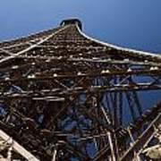 Tour Eiffel 7 Art Print by Art Ferrier