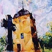 Tour Saint Martin Art Print