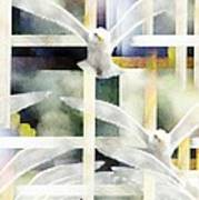 Towards Freedom Art Print by Gun Legler