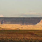 Tower Butte Panorama Art Print