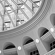Tower City Rotunda Art Print