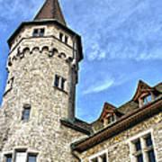 Tower Of History Art Print