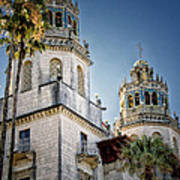 Towers At Hearst Castle - California Art Print