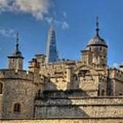 Towers Of London Art Print
