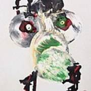 Toyo No Sanagi Art Print