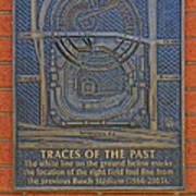 Traces Of The Past Busch Stadium Dsc01113 Art Print
