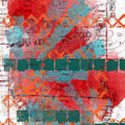 Tracks In Time Art Print