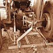 Tractor Series 002 Art Print