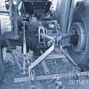 Tractor Series 003 Art Print