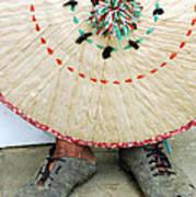 Traditional Woven Art Print
