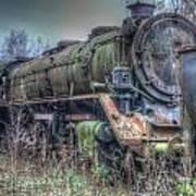 Train 12 Art Print