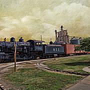 Train - Engine Art Print