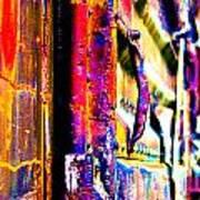 Train Funk IIi Art Print