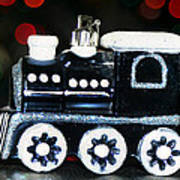 Train Ornament Art Print