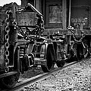 Trains 18 Art Print
