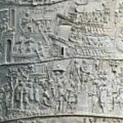 Trajan's Column Art Print