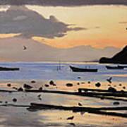 Tranquil Dawn Art Print