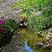 Tranquility Garden Art Print