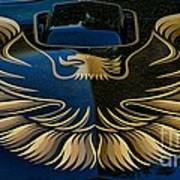 Trans Am Eagle Art Print