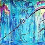 Transcendence Spirit Movement Art Print