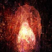 Transcending Sentinel Art Print