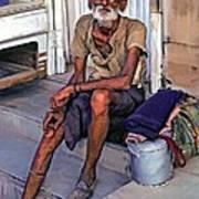 Travelin' Man II Art Print