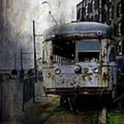 Travelling Through Time 2 Art Print