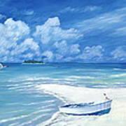 Treasure Cay Art Print