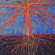 Tree As It Is Art Print
