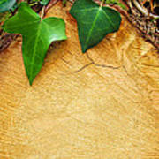 Tree Background Art Print