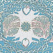 Tree Of Life Waters Edge Art Print