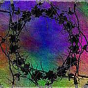 Tree Ring Art Print