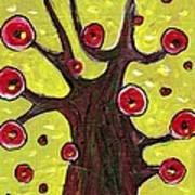 Tree Sentry Art Print