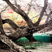 Tree Series 01 Art Print
