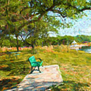 Tree Series 65 Art Print