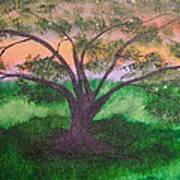 Tree Strong Art Print