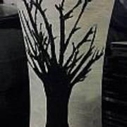 Tree Vase Art Print by Lee Farley