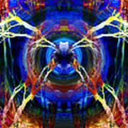 Treescape Abstract II Art Print