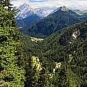 Trentino - Val Duron Art Print