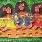 Tres Marias Art Print